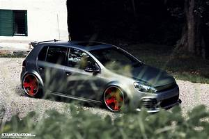 Custom Is The Word Klarby39s Unique Golf R