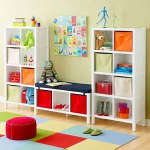 Idée Rangement Salle De Jeux : une salle de jeux m ga top pour les enfants deco cool ~ Zukunftsfamilie.com Idées de Décoration