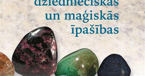 Akmeņu brīnumainās īpašības - unikālā grāmatā