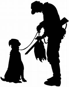 Pheasant And Dog Silhouette | www.imgkid.com - The Image ...
