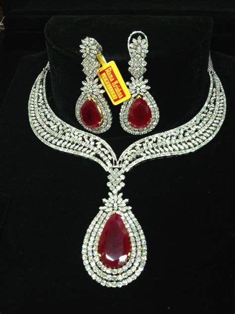 indian jewellery  clothing heavy bridal diamond
