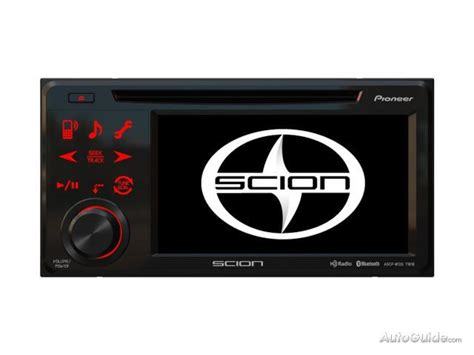 scion xb  standard bluetooth  hd radio