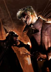 Batman & the Joker - Batman Fan Art (29838185) - Fanpop