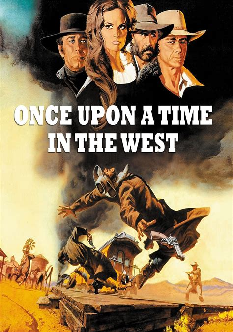 Once Upon Time West by Once Upon A Time In The West Fanart Fanart Tv