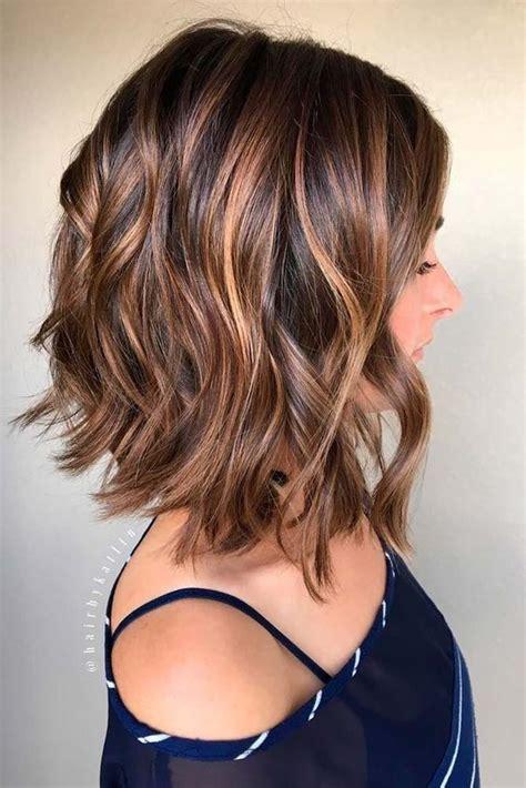 wavy bob hairstyles  wavy hair short hair