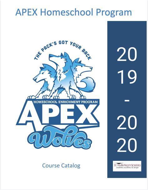 high school offerings classes apex homeschool
