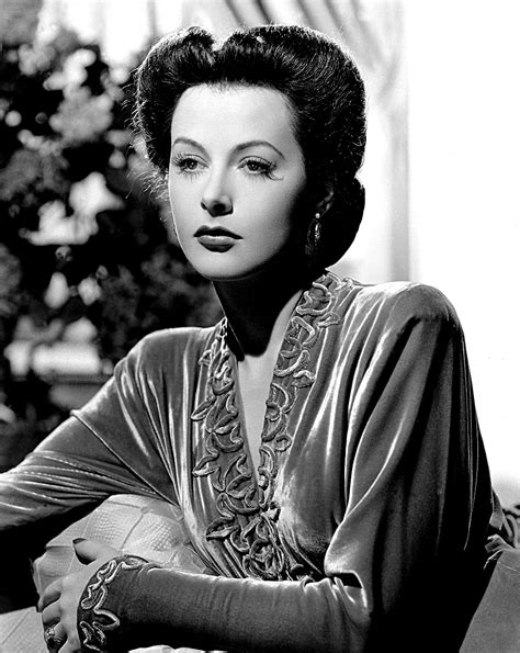 Famous Quotes Hedy Lamarr Quotesgram