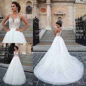 Milla nova chelsi preowned wedding dress on sale 52 off for Milla nova wedding dresses cost