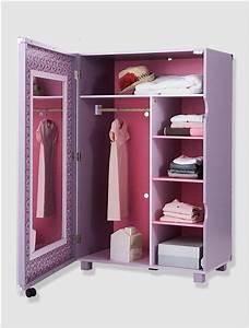 Dressing Chambre Enfant : armoire dressing vertbaudet occasion ~ Teatrodelosmanantiales.com Idées de Décoration