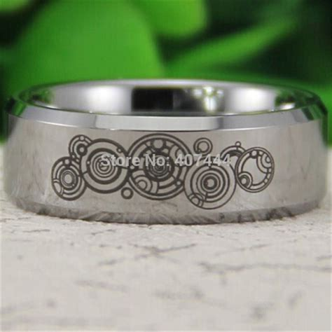 dr who wedding ring