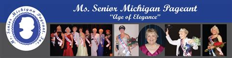 2014 Pageant Ms Senior Michigan Ms Senior Michigan