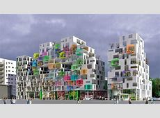 E2 mixeduse building – Manuelle Gautrand