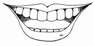 Best Mouth Clipart #11615 - Clipartion.com
