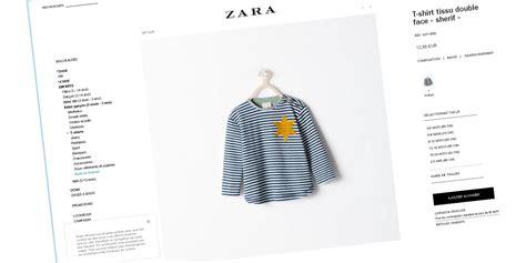 si鑒e social zara polemica per una maglietta zara darlin magazine