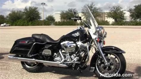 New 2016 Harley Davidson Road King Motorcycles For Sale