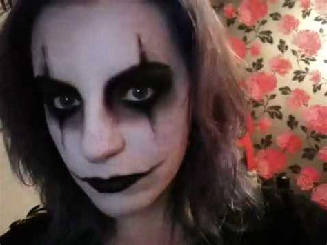 crow makeup youtube