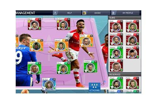 💄 Dls 17 apk data mod   Dream League Soccer 2020 (DLS 20) Mod Apk +