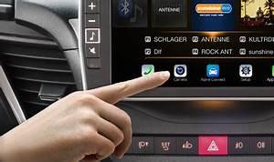 23 cm (9-Zoll) Premium-Infotainment-System für Iveco Daily ...