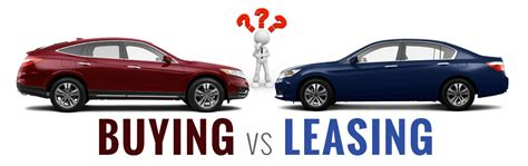 buying a car vs leasing buying vs leasing vatland honda