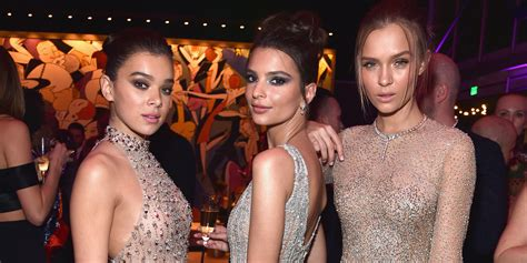 Best Oscars After Party Dresses What Celebrities Wore