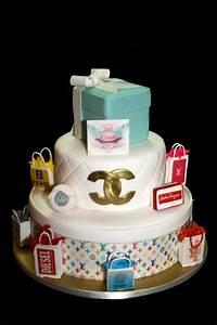 Fashion Cake - CakeCentral com