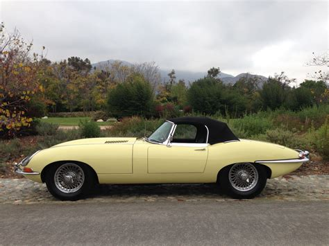 jaguar car owner 1964 jaguar e type 3 8 liter series one roadster one