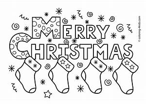 Christmas Coloring Pages For Adults To Print Free ...