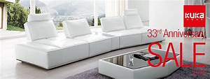 Kuka leather sofa 1323 for Kuka sectional leather sofa