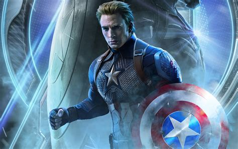 avengers endgame captain america   wallpaper