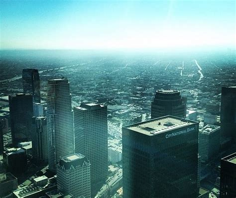 public observation deck coming to us bank tower in dtla
