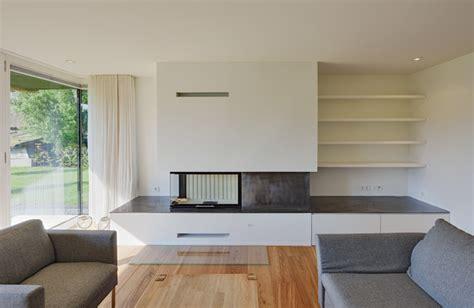 wohnzimmer mit kamin modern wohnzimmer berlin von