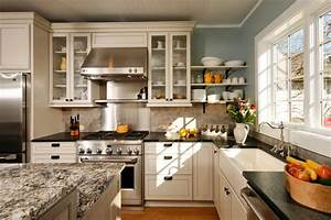 """""""Modern"""" Country Kitchen - Traditional - Kitchen - dc"""