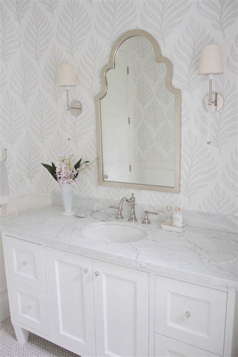 wallpaper designs for bathroom 20 beautiful wallpapered bathrooms