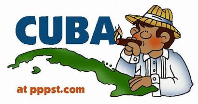 Cuba Powerpoint Countries Pppst Presentation Culture Presentations
