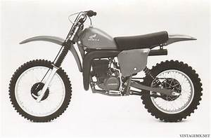 Honda Dirt Bike Diagram