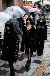 "BERCERK ""Dirty City"" - Japanese Fashion Brand's Dark Harajuku Street Parade"