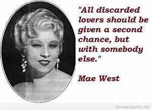 Mae West – Awesome 10 quotes