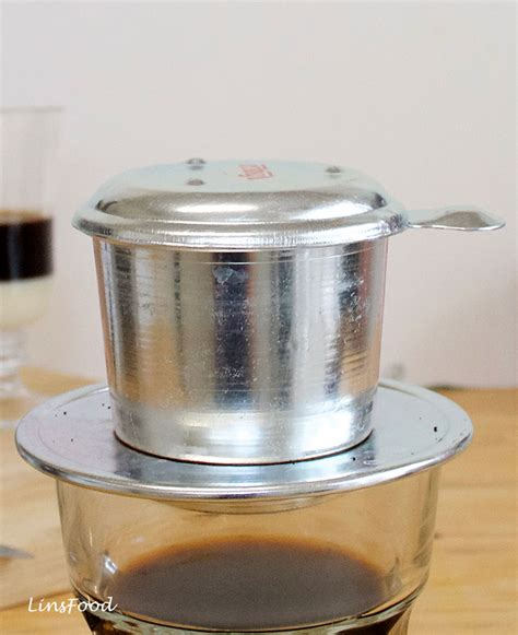 Any drip coffee filter will work for brewing a vietnamese coffee. How to make Vietnamese Coffee with Condensed Milk (Ca Phe Sua)