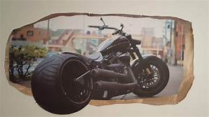 harley davidson wall murals home design With best brand of paint for kitchen cabinets with harley davidson stickers and decals