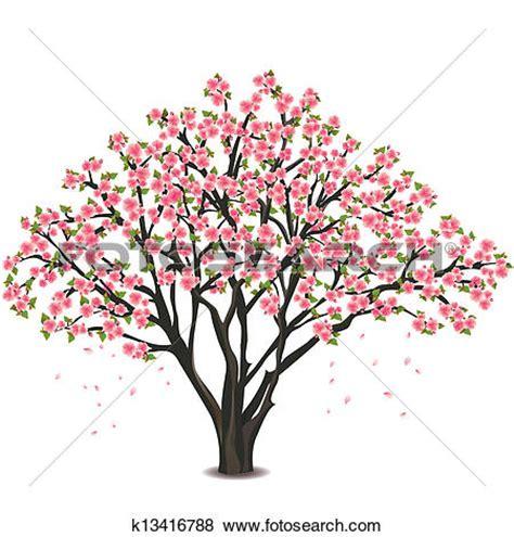 flowering tree clip art clipground
