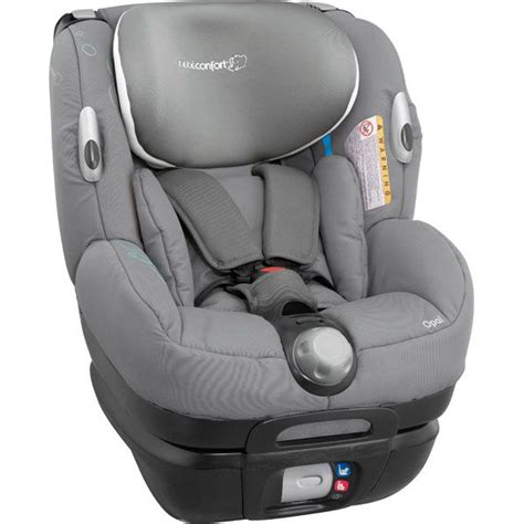 bb confort siege auto bebe confort siège auto gr0 1 opal steel grey achat