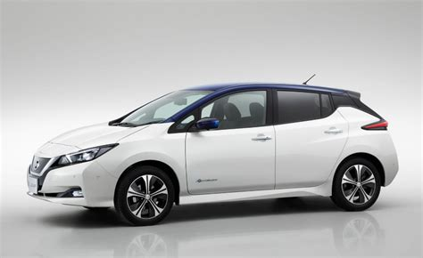 nissan leaf canada release date interior msrp