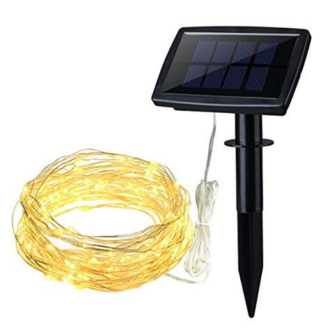 short solar string lights cymas led string lights copper wire lights waterproof