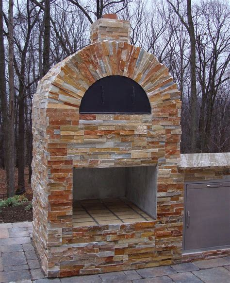 amerigo pizza oven  england silica