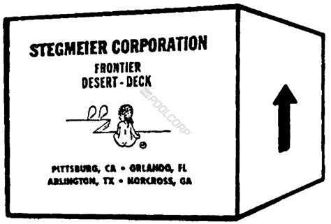 Stegmeier Frontier Desert Deck
