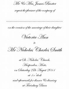 traditional wedding invitation wording template best With wedding invitation wording uk tradition