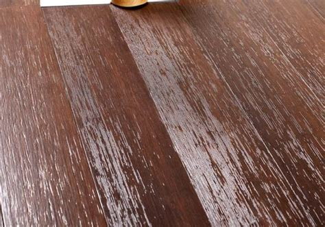 Distressed Bamboo Flooring   Strand Woven Red   1850x96x14mm