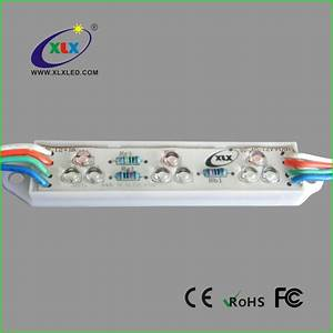 waterproof letter sign color changing rgb led module With waterproof letters