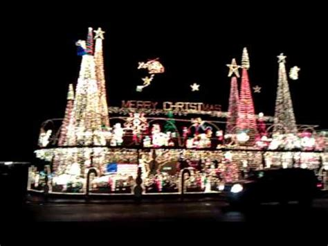 christmas lights in manteca ca youtube