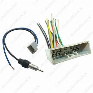 Car Radio Audio Stereo Wire Harness Antenna Adapter For